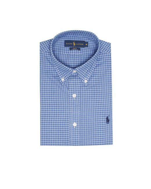 Polo Ralph Lauren | Blue Men's Long-sleeve Oxford Shirt for Men | Lyst