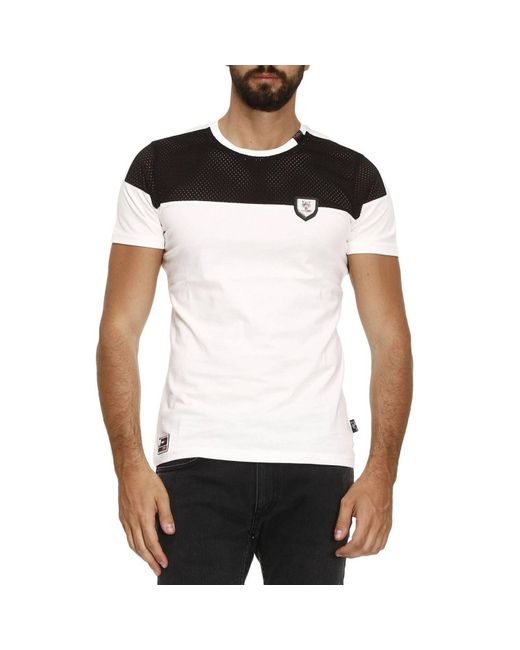 Philipp Plein | White T-shirt Men for Men | Lyst