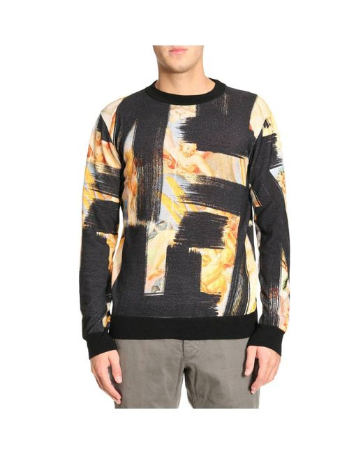 Moschino Couture - Multicolor Sweater Men for Men - Lyst