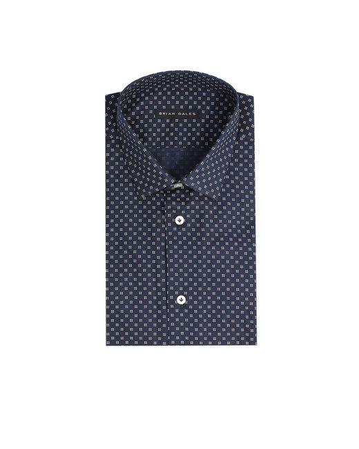 Brian Dales - Blue Brian Dales Men's Shirt for Men - Lyst