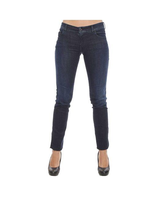 Armani Jeans - Blue Giorgio Armani Women's Jeans - Lyst