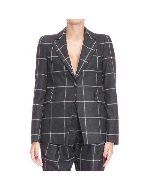 Emporio Armani - Multicolor Blazer Suit Jacket Woman - Lyst