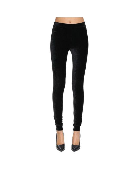 Theory   Black Pants Women   Lyst