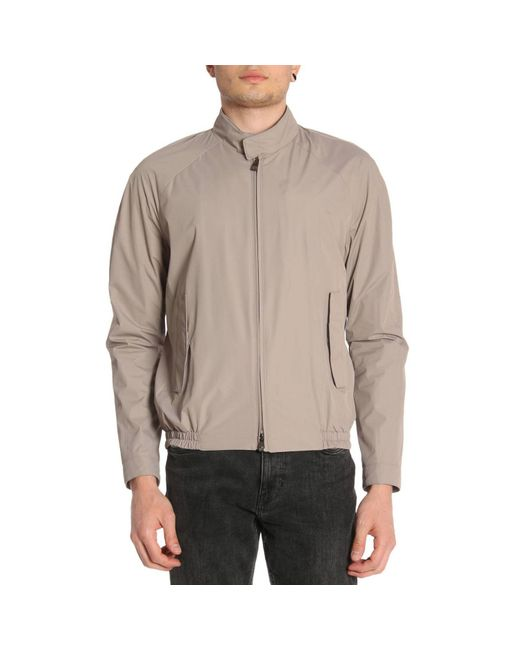 Corneliani - Natural Jacket Men for Men - Lyst