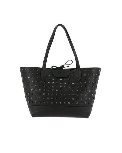 Patrizia Pepe - Black Shoulder Bag Women - Lyst