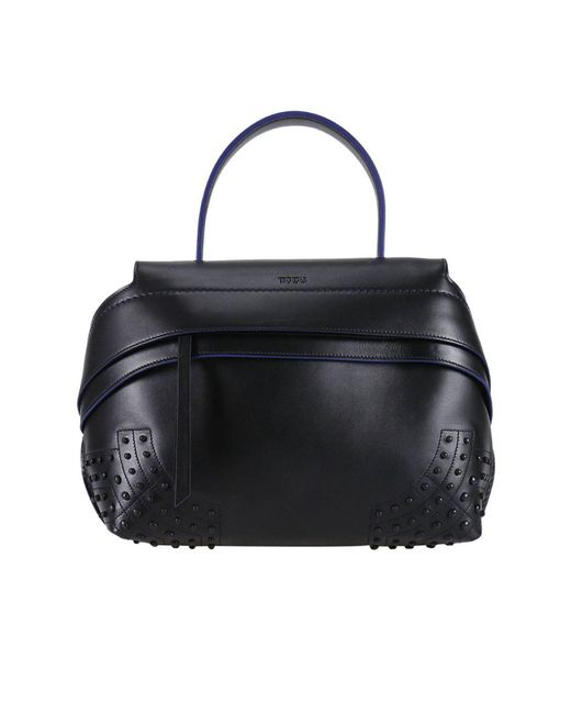 Tod's - Black Handbag Women - Lyst