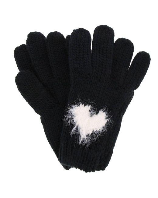Twin Set - Black Gloves Women - Lyst