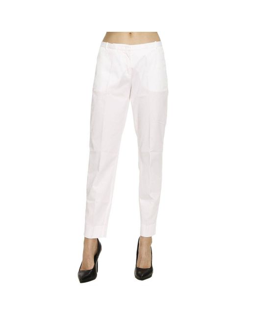 Fabiana Filippi | White Pants Women | Lyst