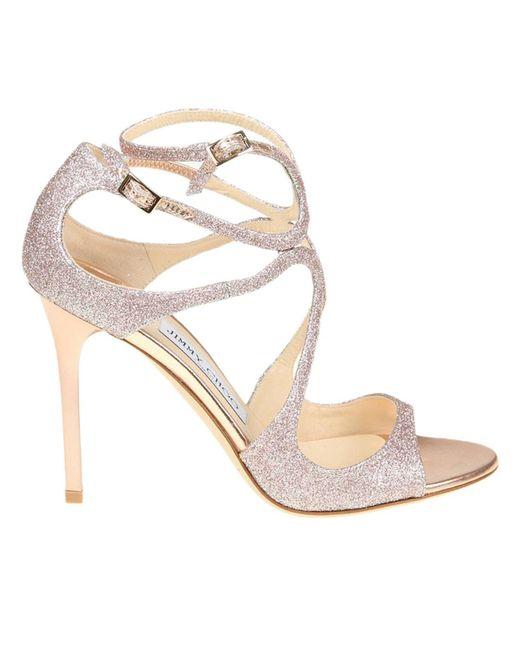 Jimmy Choo | Pink Shoes Women | Lyst
