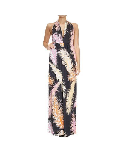 Emilio Pucci | Black Dress Woman | Lyst