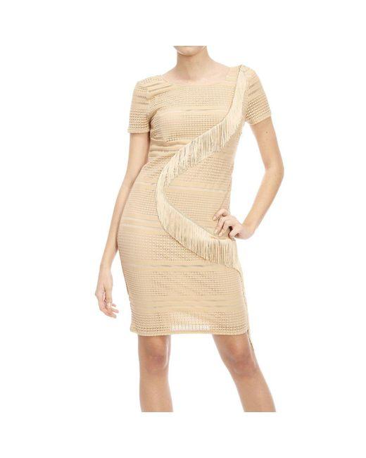 Patrizia Pepe | Natural Women's Dress | Lyst