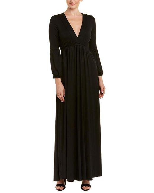 Rachel Pally - Black Celestia Maxi Dress - Lyst