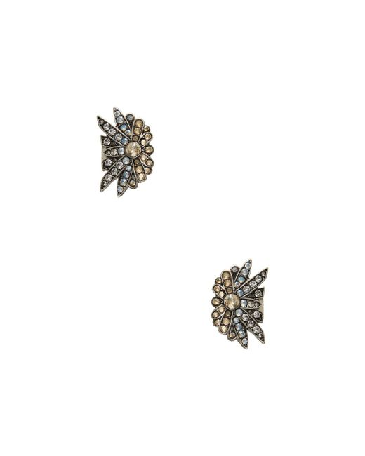Lulu Frost - Multicolor Larkspur Stud Earrings - Lyst
