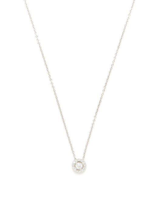 Nephora 020 total ct diamond white gold disc pendant necklace in nephora metallic 020 total ct diamond white gold disc pendant necklace aloadofball Choice Image