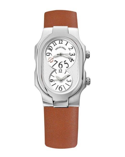 Philip Stein Multicolor Unisex Signature Watch