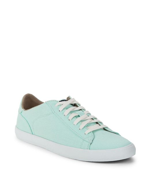 Cole Haan - Blue Trafton Lace-up Sneakers - Lyst