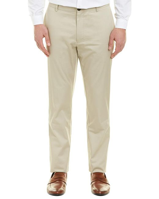 Burberry Natural Slim Fit Chino for men