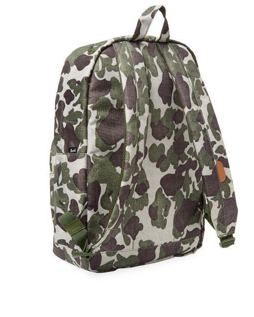 Green Pop Quiz Backpack - Lyst Herschel Supply Co. - Green Pop Quiz Backpack  - Lyst 06219b6728792
