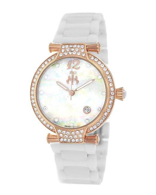 Jivago - Metallic Women's Bijoux Watch - Lyst