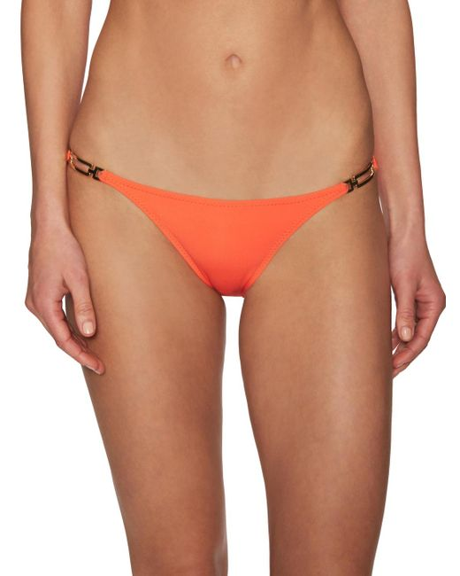 Melissa Odabash - Orange Santorini Bikini Bottom - Lyst
