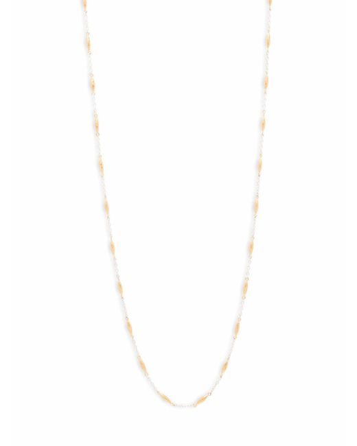 Gurhan - Metallic Sterling Silver Long Chain Necklace - Lyst