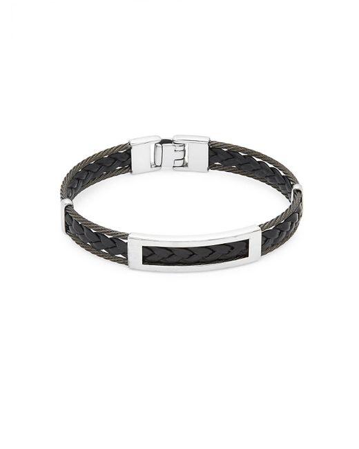 Alor | Metallic Stainless Steel Braided Bangle Bracelet | Lyst