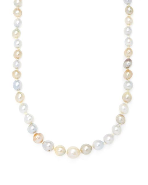 Masako Pearls - Multicolored South Sea Pearl Necklace - Lyst
