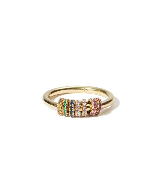 Spinelli Kilcollin | Metallic Sirius Royal Ring | Lyst