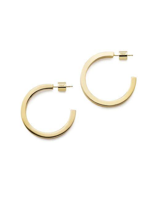Jennifer Fisher - Metallic Gwyneth Hoops Earring - Lyst