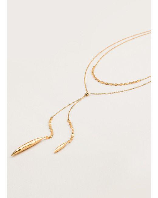 Gorjana & Griffin - Metallic Chloe Mini Layered Versatile Necklace - Lyst