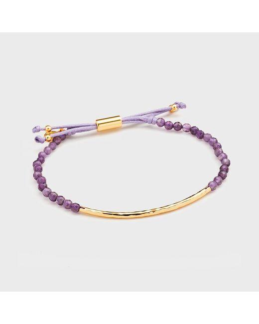 Gorjana - Metallic Power Gemstone Bracelet For Tranquility - Lyst