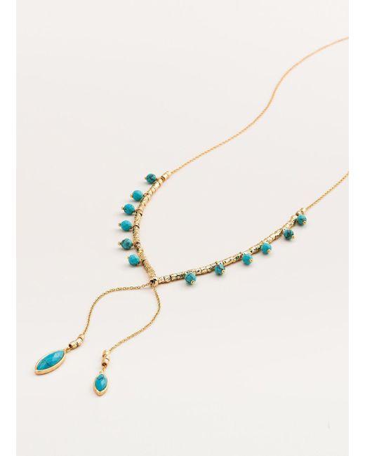 Gorjana & Griffin - Metallic Palisades Versatile Necklace - Lyst