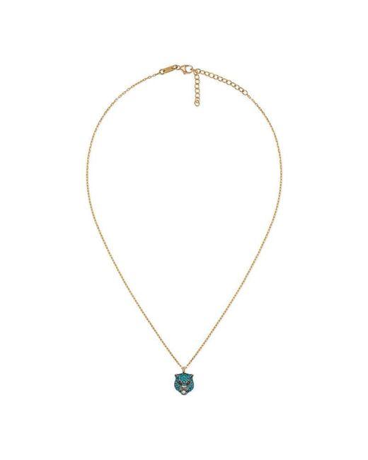 Gucci | Multicolor Le Marché Des Merveilles Necklace | Lyst