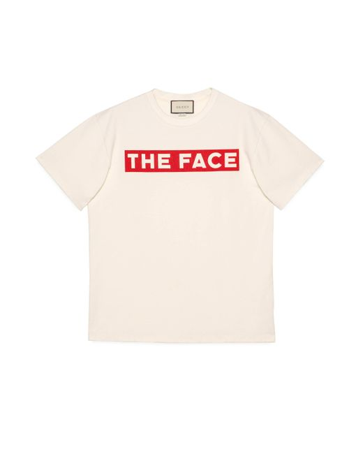 3981ac019 Gucci - White Oversize T-shirt With