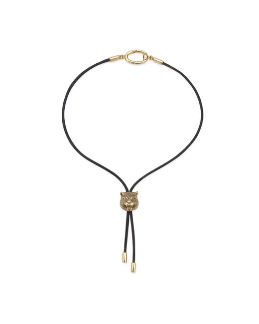 Gucci - Metallic Le Marché Des Merveilles Charm Bracelet - Lyst