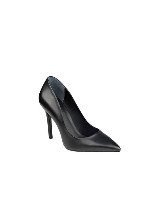 Guess | Black Blixee Pointed-toe Pumps | Lyst