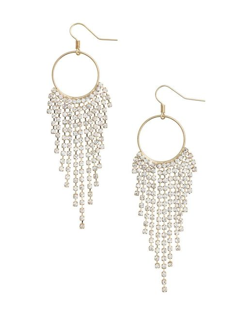 H&M | Metallic Sparkly Earrings | Lyst