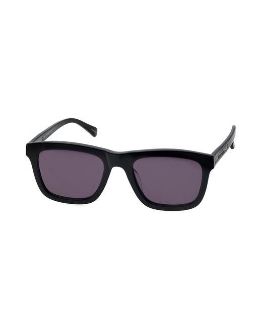 Karen Walker | Deep Freeze Sunglasses In Black | Lyst