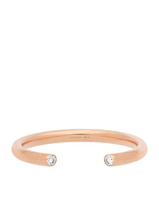 Vanrycke - White Massa Diamond Ring - Lyst
