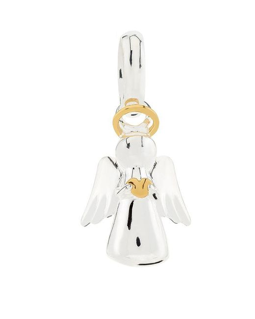 Links of London | Metallic Guardian Angel Charm | Lyst