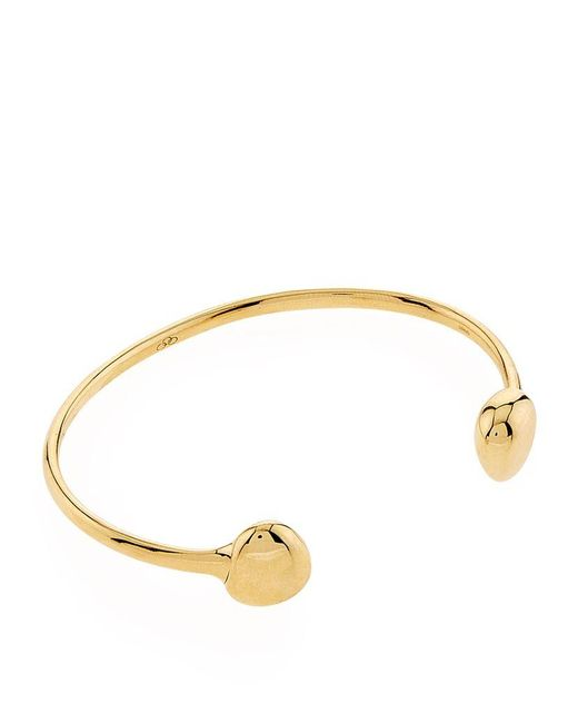 Links of London | Metallic Hope Gold Cuff | Lyst