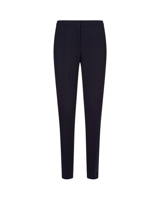 Reiss | Blue Faulkner Slim Trousers | Lyst