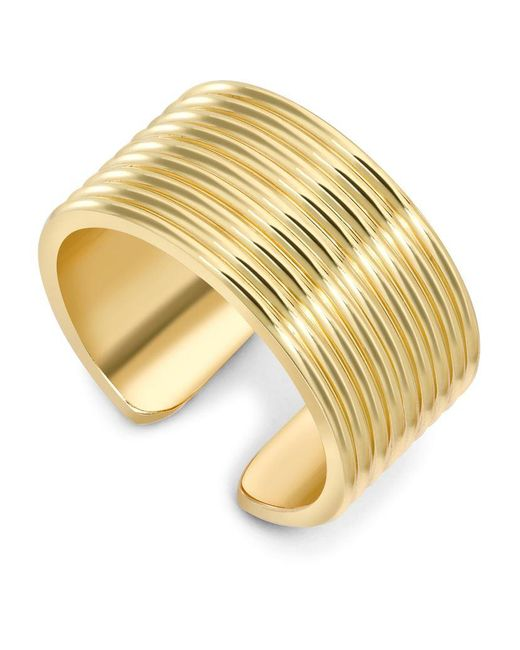 Theo Fennell | Metallic Gold Whip Torque Ring | Lyst