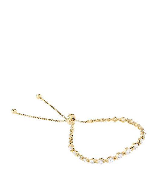Carat*   Metallic Quentin Yellow Gold Bracelet   Lyst