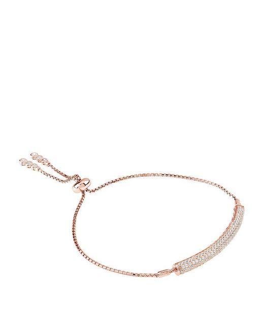 Carat* | Metallic Electra Bracelet | Lyst