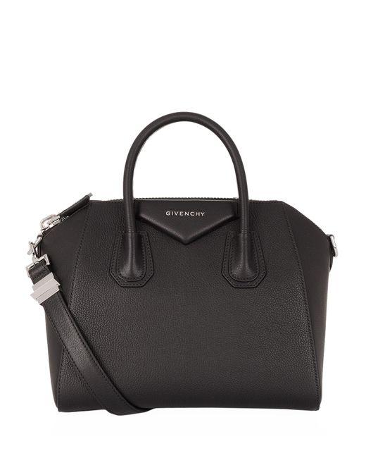 Lyst - Givenchy Small Antigona Tote Bag in Black - Save ... 6bf3e8d93f