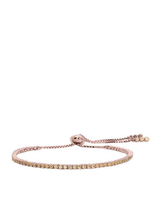 Carat*   Metallic Fitz Millennium Rose Gold Finish Bracelet   Lyst