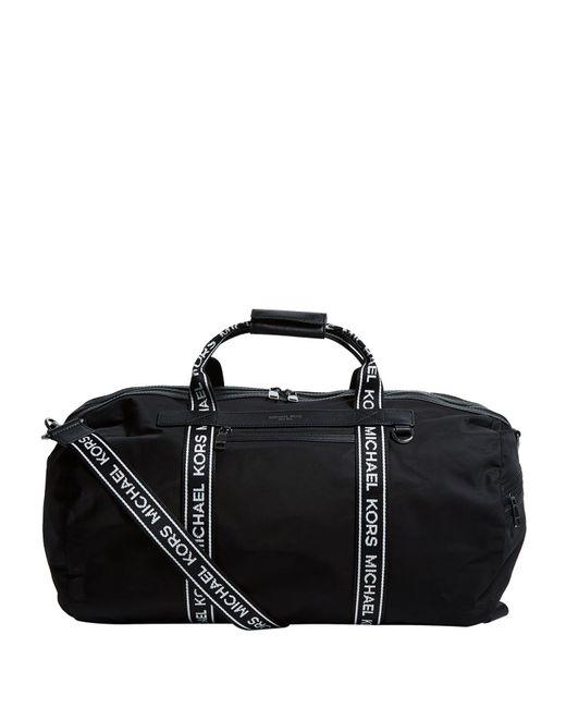 6bad68f50df6 Michael Kors Kent Convertible Duffle Backpack in Black for Men - Lyst
