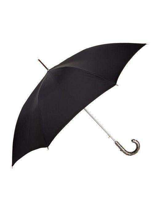 Alexander McQueen | Multicolor Embossed Metal Handle Tall Umbrella | Lyst