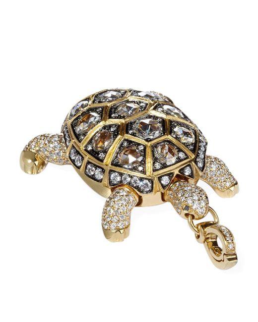 Annoushka - Metallic Mythology Turtle Locket - Lyst